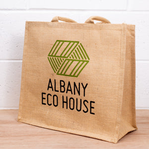 Jute Shopping Bag- Albany Eco House (1957412470835)