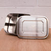 Stainless Steel Lunch Boxes (1957406310451) (4677685215321)