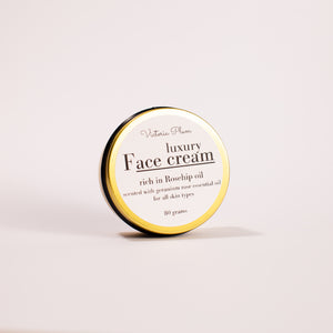 Victoria Plum Luxury Face Cream 80gram Tin
