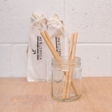 Single Bamboo Straw (4343076618329)