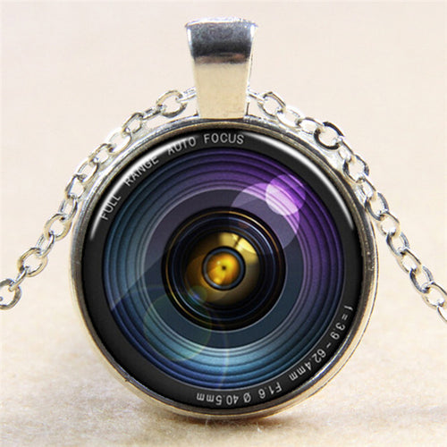 Vintage Camera Lens Pendant - GS Specialty Gifts & Apparel