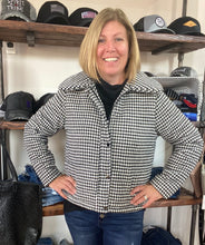 Load image into Gallery viewer, Houndstooth Jacket