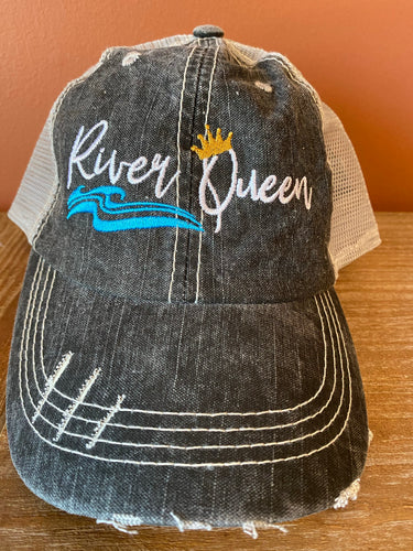River Queen Trucker Hat