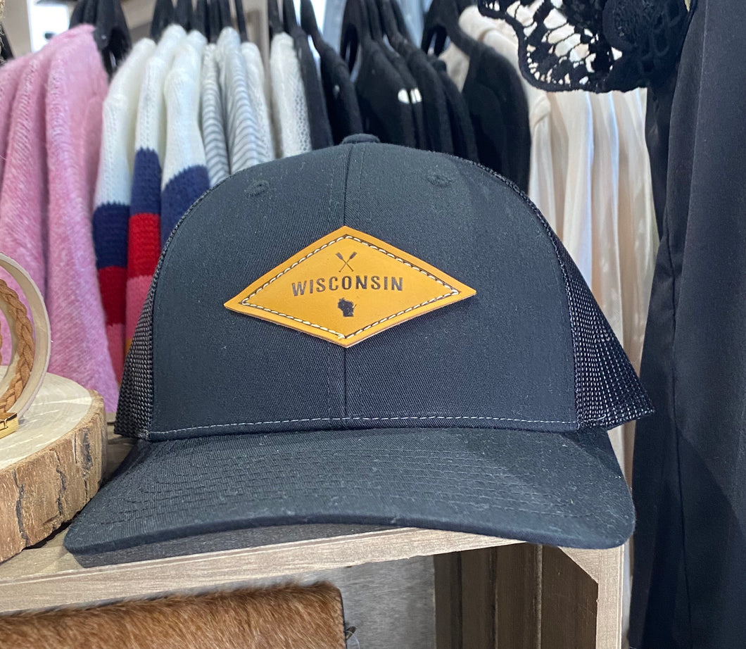 WI Black Diamond Hat