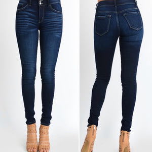 KanCan Jeans - Dark Wash Super Skinny
