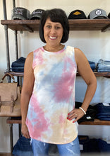 Load image into Gallery viewer, Tie Dye Sleeveless