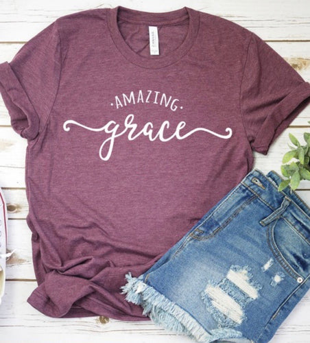Amazing Grace Graphic Tee