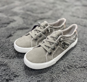 Blowfish Sneaker - Wolf Grey