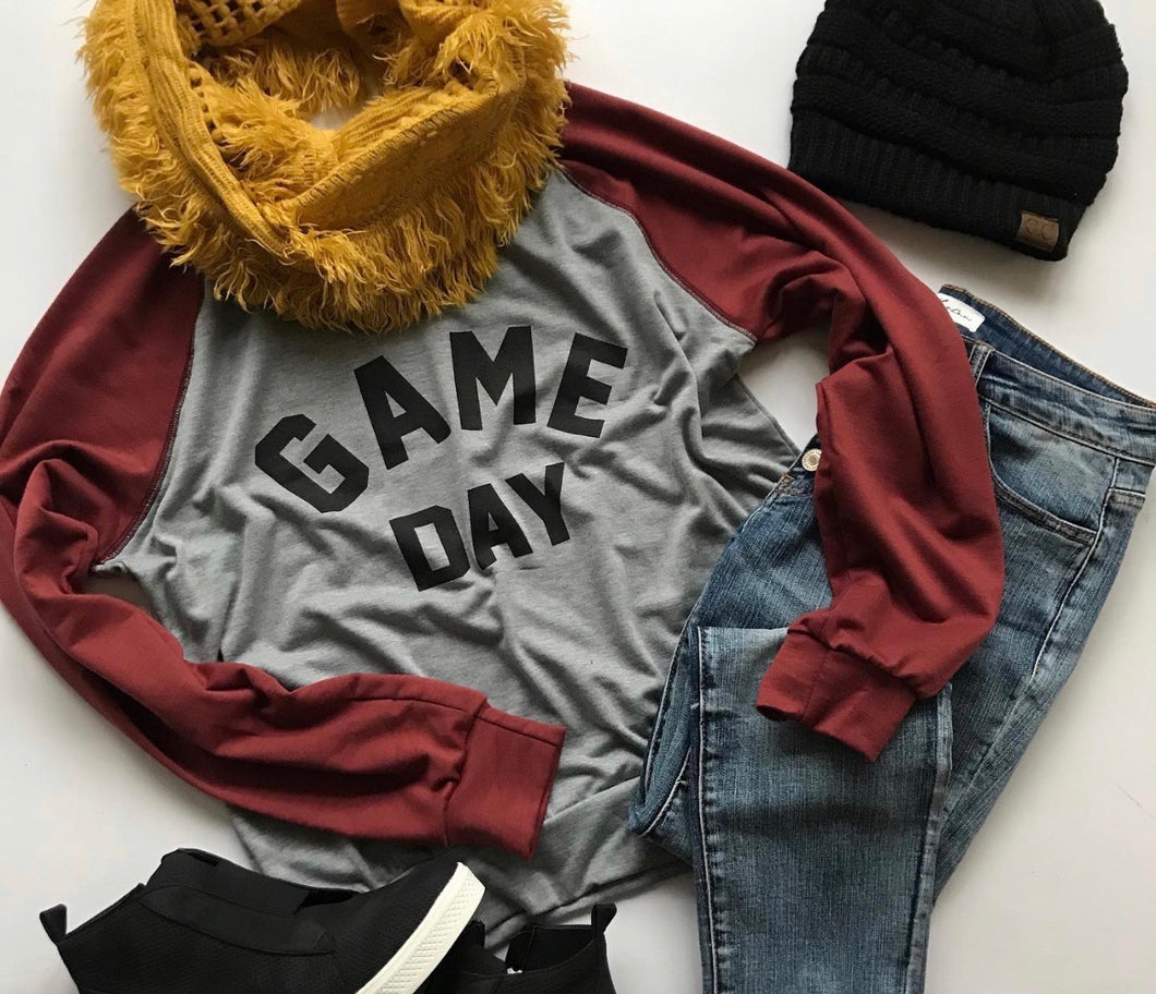 Game Day Sweatshirt, XL