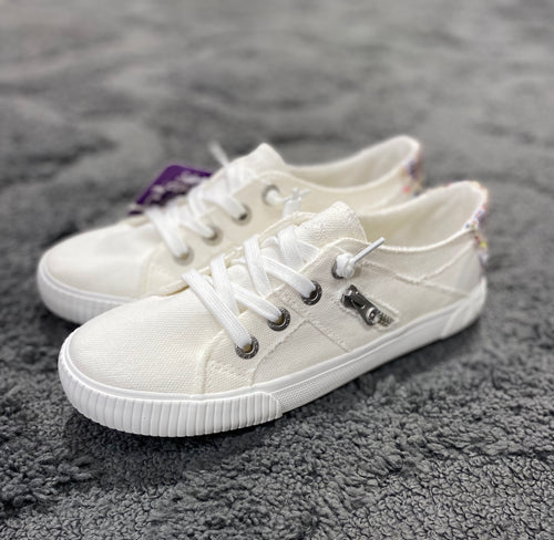 Blowfish Sneaker - White