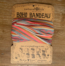 Load image into Gallery viewer, Boho Headband - Wide