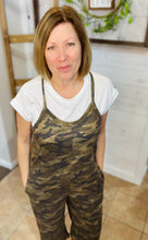 Load image into Gallery viewer, Jackie - Camo Jumper