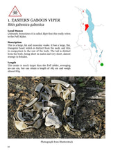 Load image into Gallery viewer, Snakes of Malawi - (Softcover)