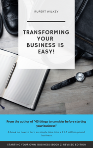 Transforming your business is easy