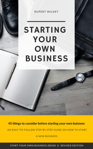 45 Things to consider before starting your own business