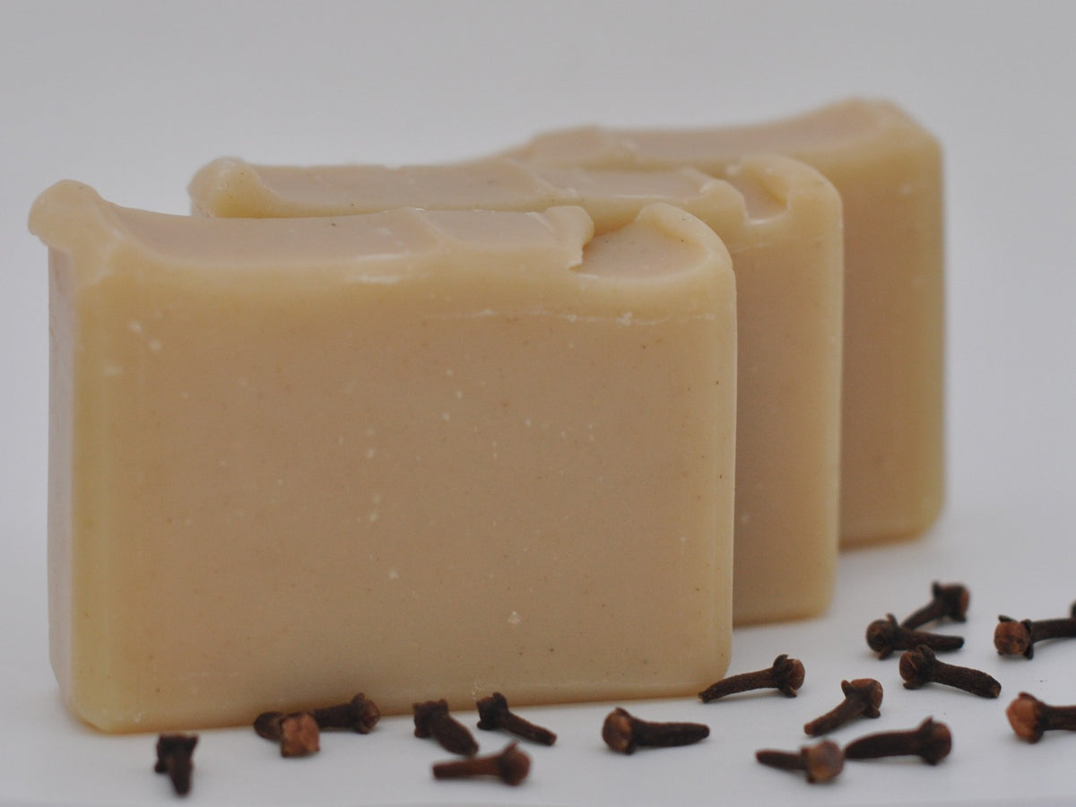 Four Robbers Natural Soap