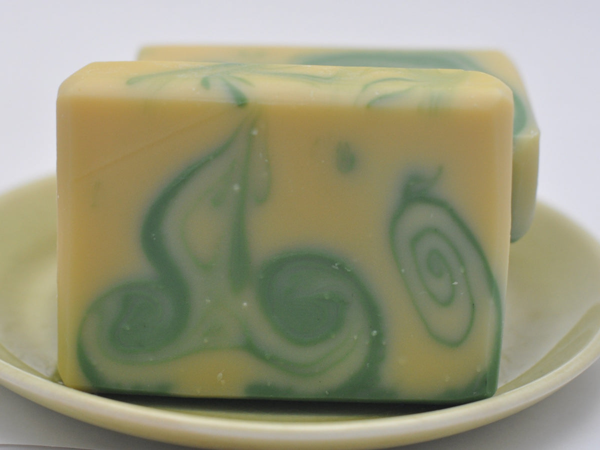 Citrus Mint Natural Soap