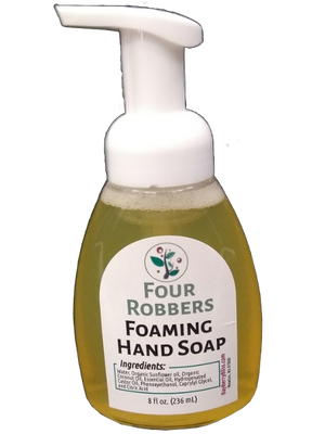 Essential Oil Foaming Hand Soap