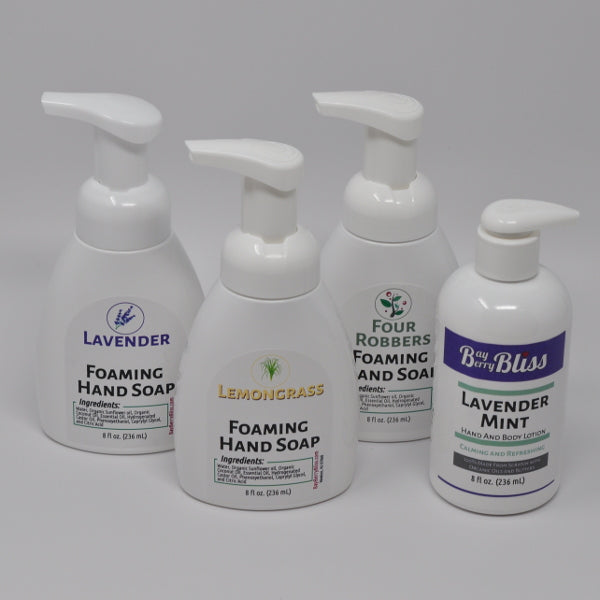 Wellness Soap and Lotion Gift Set