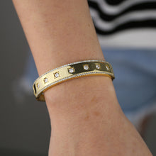 Load image into Gallery viewer, Crystal Studded Bracelet - LVNGROSE