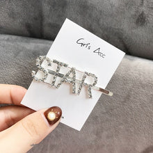 Load image into Gallery viewer, Crystal Rhinestone Hair Clip - LVNGROSE