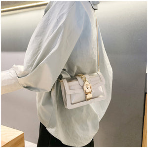 Transparent Chain Jelly Bag - LVNGROSE