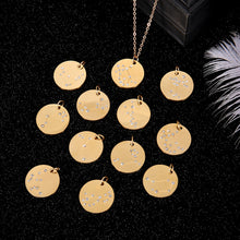 Load image into Gallery viewer, Zodiac Constellation Necklace - LVNGROSE