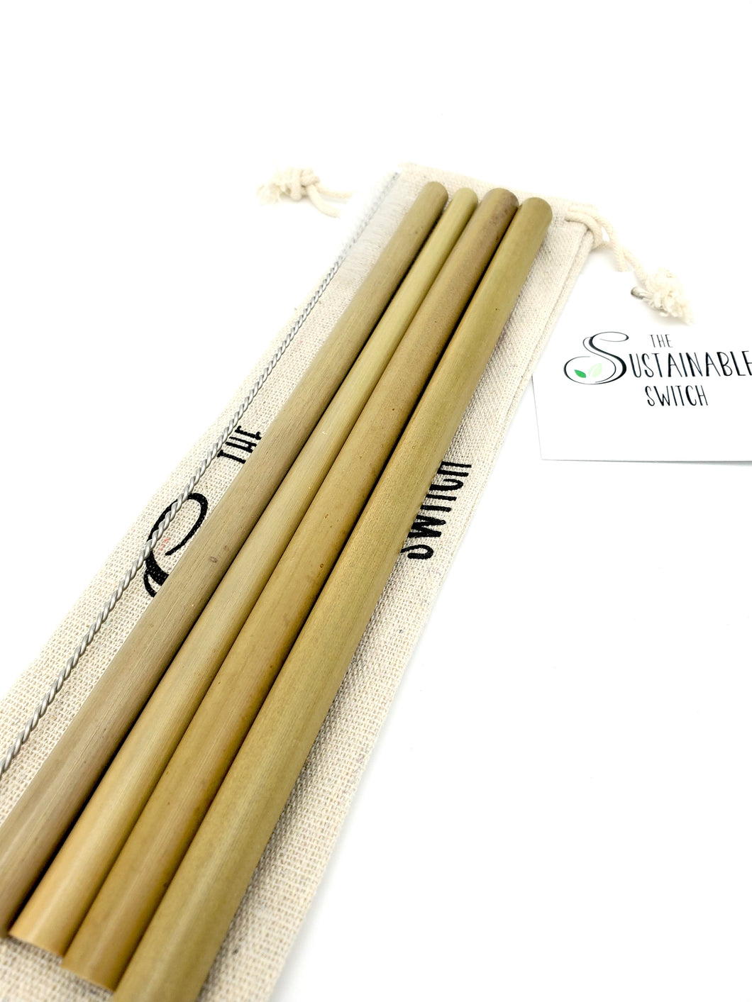 The Organic Bamboo Pack - The Sustainable Switch