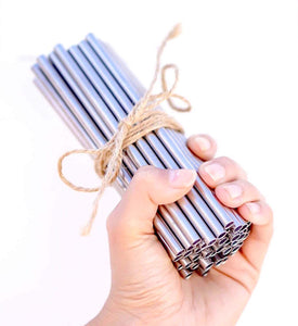 "Cocktail Straws (5"") 