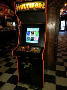 MULTICADE 60-IN-1 ARCADE GAME