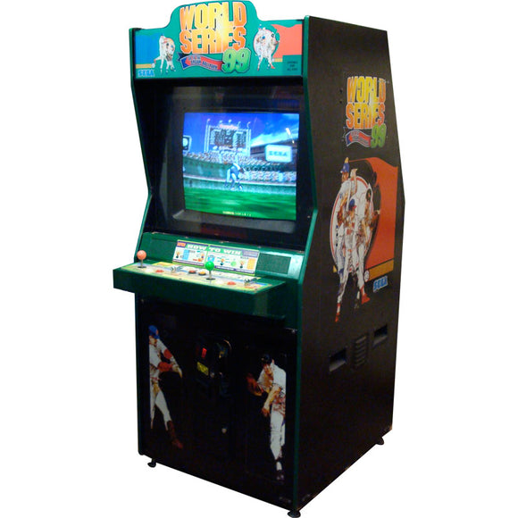 World Series 99 Arcade Video Game by Sega