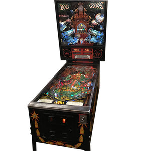 Big Guns Pinball