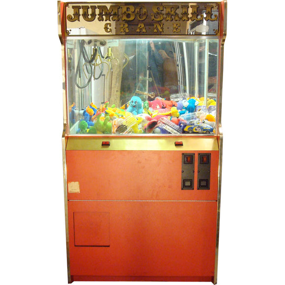 Claw Machine Jumbo Skill Crane