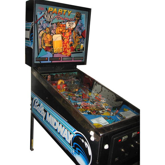 Party Animal Pinball By Bally