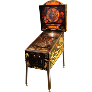 Hurricane Pinball By Williams