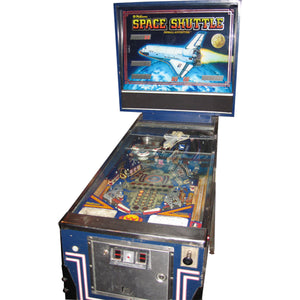 Space Shuttle Pinball by Williams