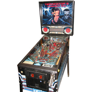 Terminator 2: Judgement Day Pinball