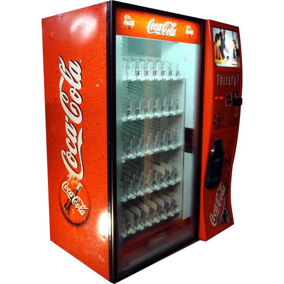 Soda Machine Coke