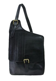 Lilla Lane - LOUIS - sac - BLACK