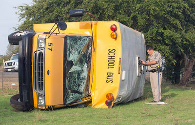 Why all California school buses don't have seat belts – and when they will