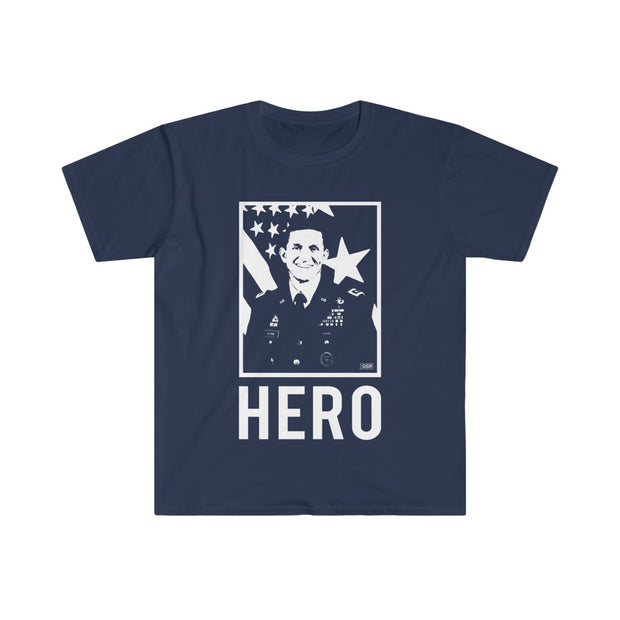 GSR General Flynn Hero Mens Tee