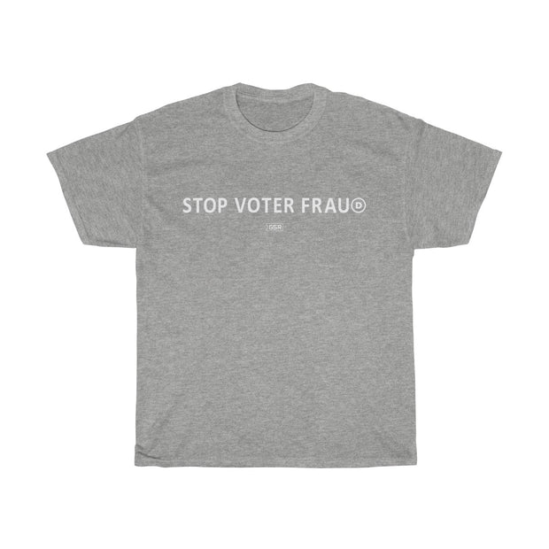 GSR Stop Voter Fraud Tee