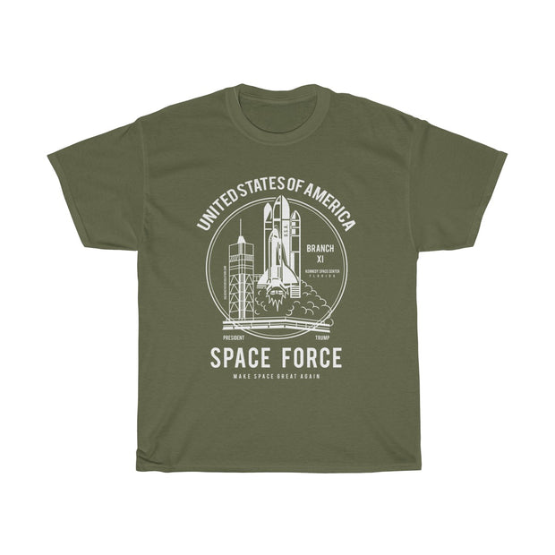 GSR Space Force USA Launch Tee