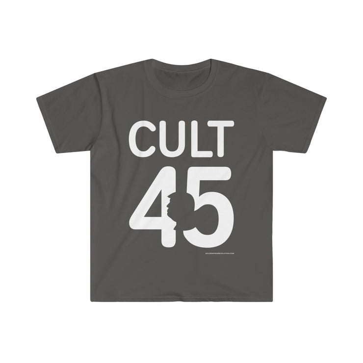 GSR POTUS Cult 45 Stacked Mens Tee
