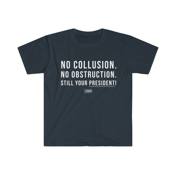 GSR No Collusion No Obstruction Tee