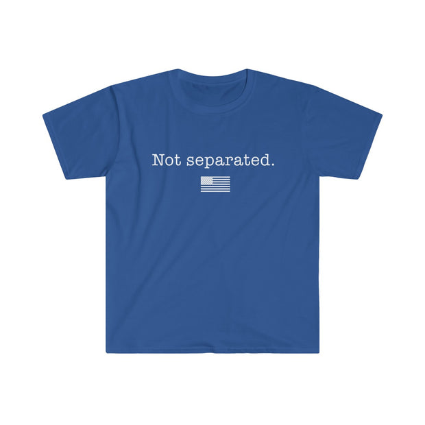 GSR Not Separated Mens Tee