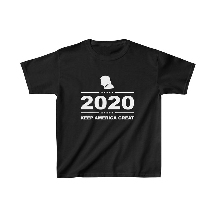 GSR Kids Trump 2020 Keep America Great Tee