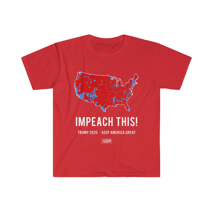 GSR Impeach This Trump 2020 Tee