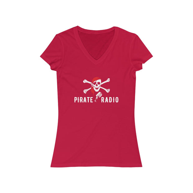 GSR Ladies Pirate Radio V Tee