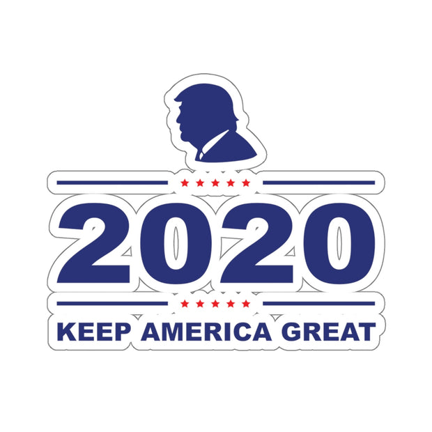 GSR Trump 2020 Keep America Great Die-cut Stickers
